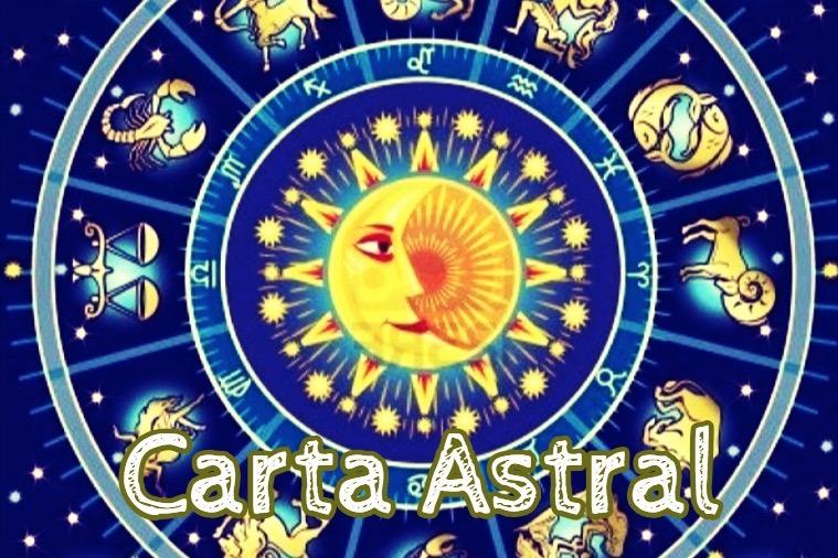 Carta Astral gratis online con la mejor tarotista y vidente confiable