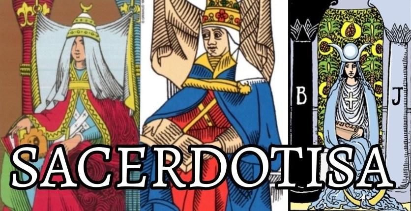 La carta de la sacerdotisa y su significado en el tarot