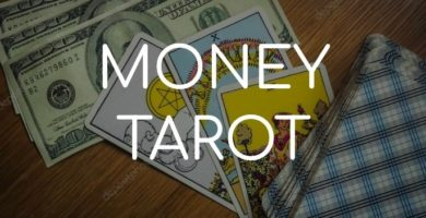 Money tarot card reading