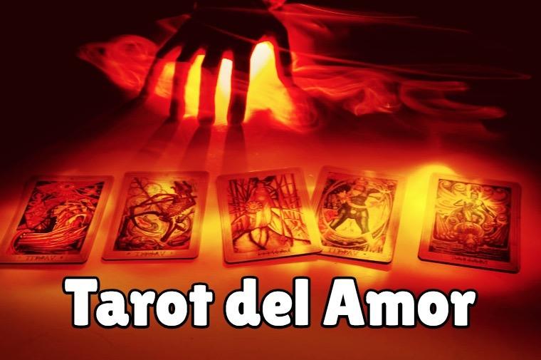 Tarot virtual de amor gratis poderoso online
