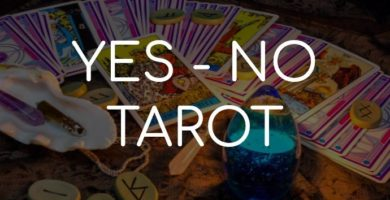 free yes no tarot