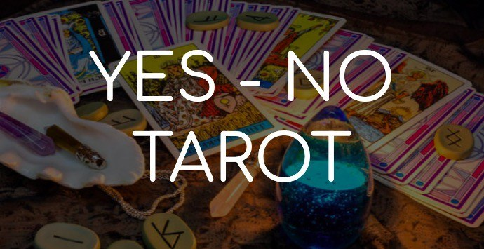 Free Yes or No Online Tarot Card Reading | Answers and