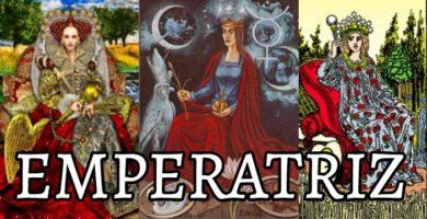 la carta de La emperatriz y su significado e interpretacion en el tarot