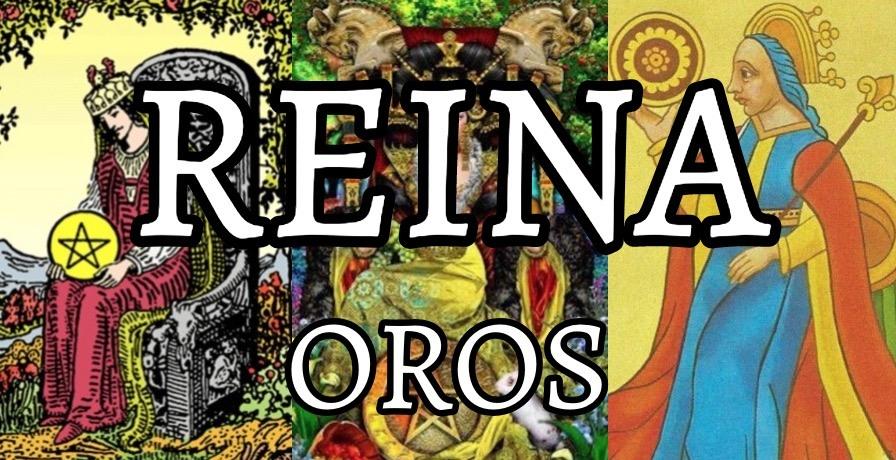 significado de la carta de la reina de oros en el tarot