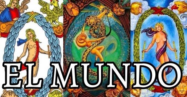 significado de la carta el mundo en el tarot de marsella