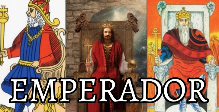 significado e interpretacion de el emperador en las cartas del tarot